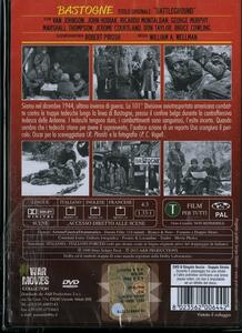 Bastogne di William Augustus Wellman - DVD - 2