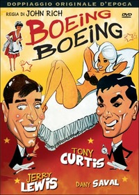 Cover Dvd Boeing Boeing (DVD)