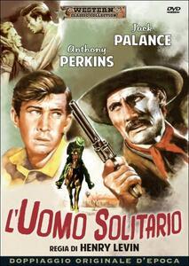 L' uomo solitario di Henry Levin - DVD