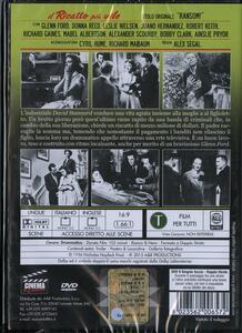 Il ricatto più vile di Alex Segal - DVD - 2
