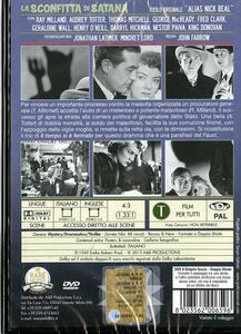 La sconfitta di Satana di John Farrow - DVD - 2