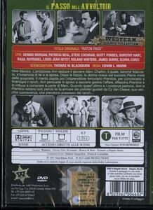 Il passo dell'avvoltoio di Edwin L. Marin - DVD - 2