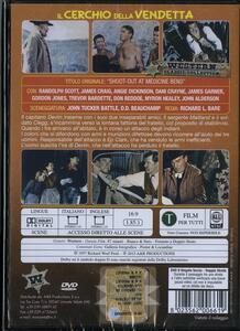 Il cerchio della vendetta di Richard L. Bare - DVD - 2