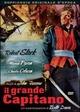 Cover Dvd DVD Il grande capitano