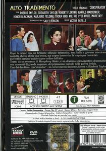 Alto tradimento di Victor Saville - DVD - 2