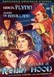 Cover Dvd DVD La leggenda di Robin Hood