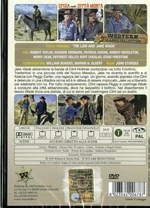 Sfida nella città morta di John Sturges - DVD - 2