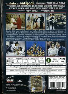 La ninfa degli antipodi di Mervyn LeRoy - DVD - 2