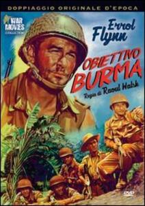Obiettivo Burma di Raoul Walsh - DVD