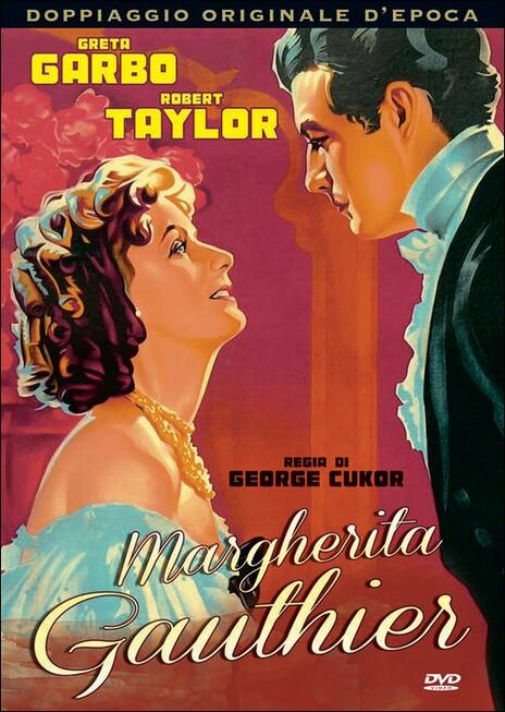 Margherita Gauthier di George Cukor,Ray C. Smallwood - DVD