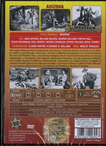Arizona di Wesley Ruggles - DVD - 2