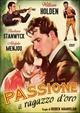 Cover Dvd DVD Passione - Il ragazzo d'oro