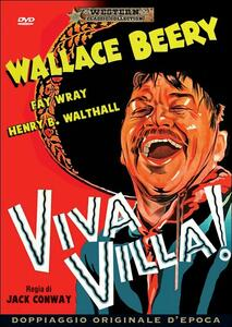 Viva Villa! di Jack Conway - DVD