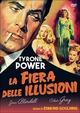 Cover Dvd La fiera delle illusioni