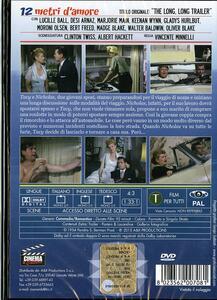 Dodici metri d'amore di Vincente Minnelli - DVD - 2