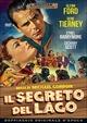 Cover Dvd DVD Il segreto del lago