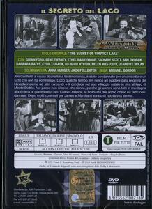 Il segreto del lago di Michael Gordon - DVD - 2