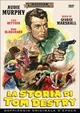 Cover Dvd DVD La storia di Tom Destry