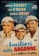 Cover Dvd I fucilieri delle Argonne