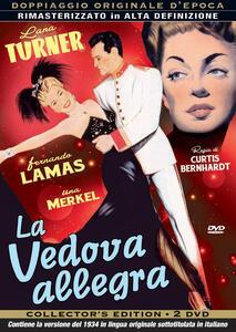 La vedova allegra (2 DVD) di Curtis Bernhardt,Ernst Lubitsch