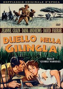 Duello nella giungla di George Marshall - DVD