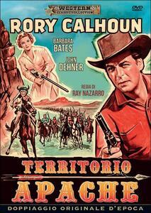 Territorio Apache di Ray Nazarro - DVD