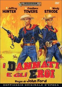 I dannati e gli eroi di John Ford - DVD