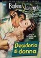 Cover Dvd DVD Desiderio di donna