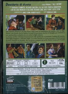 Desiderio di donna di Douglas Sirk - DVD - 2