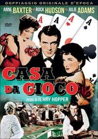 Cover Dvd Casa da gioco (DVD)