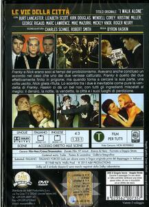 Le vie della città di Byron Haskin - DVD - 2