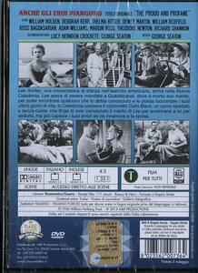 Anche gli eroi piangono di George Seaton - DVD - 2