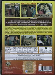 Duello all'ultimo sangue di Raoul Walsh - DVD - 2