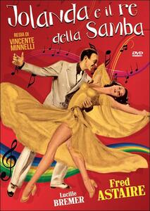 Jolanda e il re della samba di Vincente Minnelli - DVD
