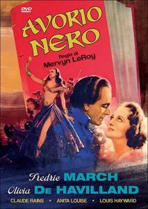 Avorio nero di Mervyn LeRoy - DVD