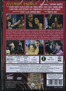 Avorio nero di Mervyn LeRoy - DVD - 2