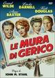 Cover Dvd DVD Le mura di Gerico