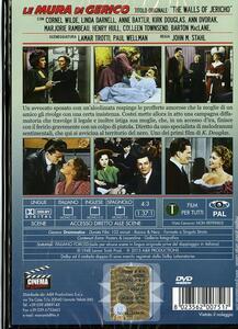 Le mura di Gerico di John M. Stahl - DVD - 2