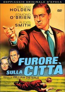 Furore sulla città di William Dieterle - DVD