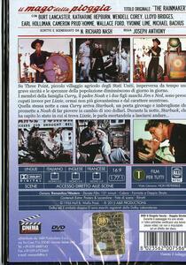Il mago della pioggia di Joseph Anthony - DVD - 2