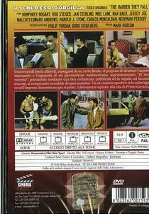 Il colosso d'argilla di Mark Robson - DVD - 2