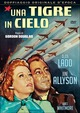 Cover Dvd DVD Una tigre in cielo