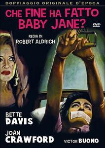 Che fine ha fatto Baby Jane? di Robert Aldrich - DVD
