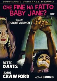 Cover Dvd Che fine ha fatto Baby Jane? (DVD)