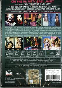 Che fine ha fatto Baby Jane? di Robert Aldrich - DVD - 2