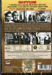 Raffles di Sam Wood - DVD - 2