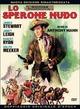 Cover Dvd DVD Lo sperone nudo