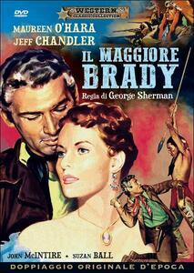 Il maggiore Brady di George Sherman - DVD