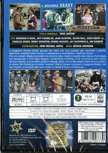 Il maggiore Brady di George Sherman - DVD - 2