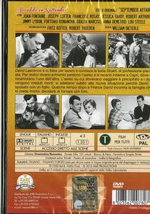 Accadde in settembre di William Dieterle - DVD - 2